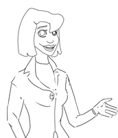Trudy proud Lines by QuestionRenee