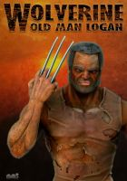 OldManLogan by iEvEtS by iEvEtS