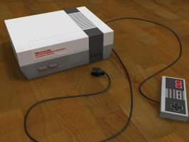NES by StoneKeeper