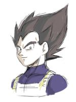 Ok so mybe vegeta is sexy here by lauraneato
