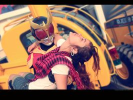 KR.Kuuga.ToTheRescue by wisephotography