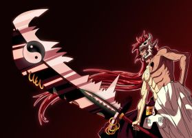 Ying-Yangchan BANKAI Colour by No1-Renji-Fan