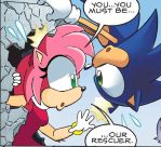 .:Recolor:. Sonic the Hedgehog Issue 226 by Elizabeth-Rose123