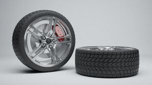 Michelin Tires by K-Dee3D