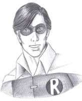 Original Boy Wonder by R-Newman