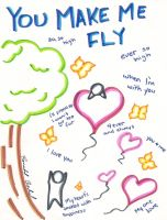You Make Me Fly by Ron4Life