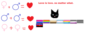 Love = Love by Madam--Kitty