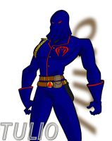 Cobra Commander by TULIO19mx