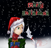 Merry Christmas 2010 by GhostLiger