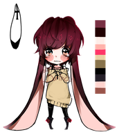 Rasberry tart scarfbunny AUCTION [ CLOSED ] by purincu
