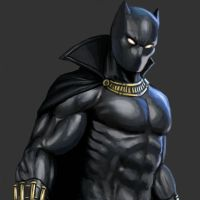Black Panther by FonteArt