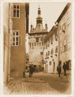 Sighisoara_5 by Cotoy
