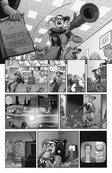Batman: Black and White, p. 1 by quin-ones