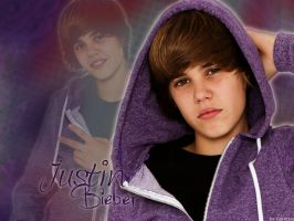 Justin Bieber Wallpaper 2 by Katara-Waterbender