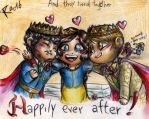 Hannibal fairyrtales - Happily ever after by FuriarossaAndMimma