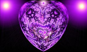 Heart Light X by montag451