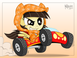 Burnin' Rubber by Killryde