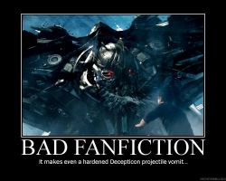 Bad Fanfiction by Orochihime
