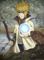 Yondaime: The Legendary Hokage by Morati