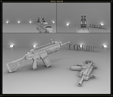Minka Killer Assault Rifle by ttrlabs
