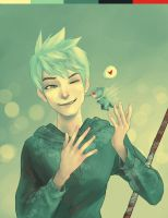 RotG: Christmas Gift by IIclipse
