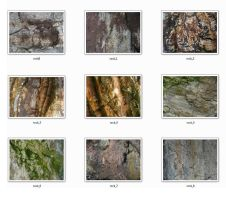 Rock Textures by FMX-Resources
