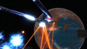 Fighting to Vulcan by CaptainFollett