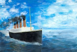 Titanic - Ship of Dreams by new-book-smell