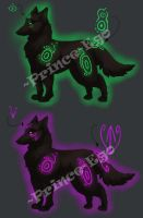 Wolf Adoptables [CLOSED] by Prince-Ego