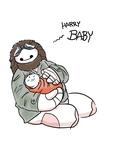 Harry Baby - Baymax by MissingMonsters