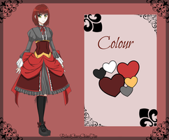 Design Trade: Mariko by BlackStarsShineToo