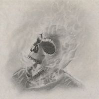 Ghost Rider by Slow-Bullet