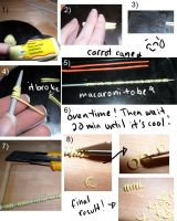 Easy Macaroni Tutorial by kayanah