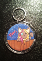 Key chains for sale by anne-t-cats