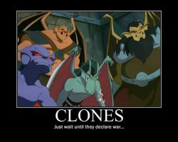 Clones Motivational by Werewolfsbane