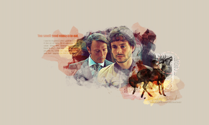 Hannibal: You Smell Good Enough To Eat (GIF) by AngeliqueChan