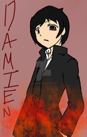 South Park: Damien Thorn by AnimeGurl1012