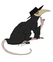 Premade design - Plague Rat by centuries-before
