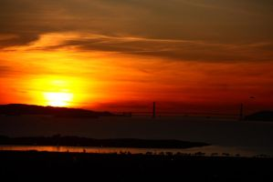 Bay Sunset by AugustStudios