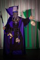 ARCHON 40 _MIND FLAYER by alux58
