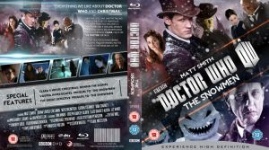 DOCTOR WHO : THE SNOWMEN BLU-RAY by MrPacinoHead