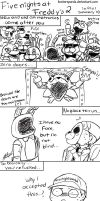 Five nights at Freddy's 2... by huntersparda
