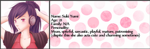 Profile-Suki (additional info in discription) by Flamesthebad