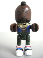 mr. t custom figure by venkman3000