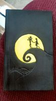 Nightmare Before Christmas Journal by MaiseDesigns