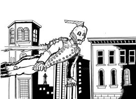 The Rocketeer by gecko200