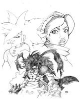 Cannon Busters by ShaneGreer
