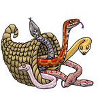 Corn-snake-Copia by FallenGems