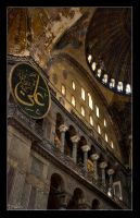 The Sight of Hagia Sophia by DreamSand