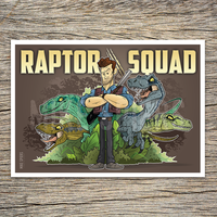 Raptor Squad by spiers84